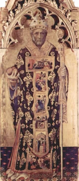 Saint Nicholas altarpiece