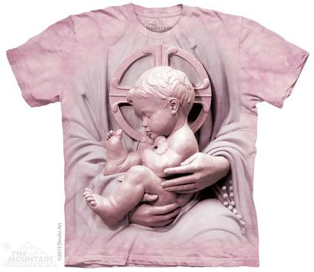 Baby Jesus Christmas shirt