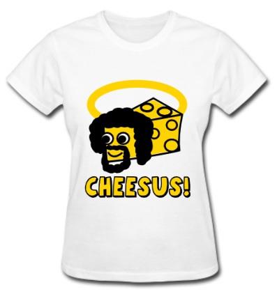 Cheesus (Jesus)