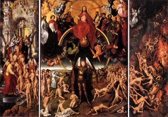 Memling, Hans_Last Judgment