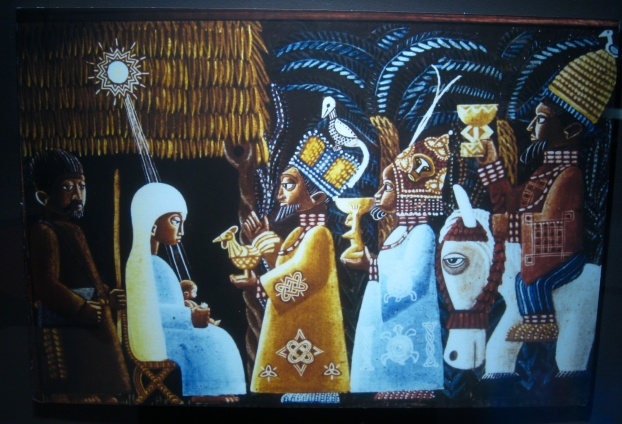 Yoruba Nativity