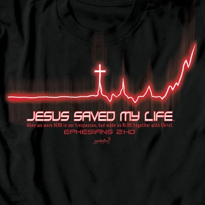 tee time jesus saved my life the jesus question