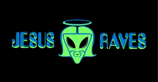 T-shirt_Jesus raves
