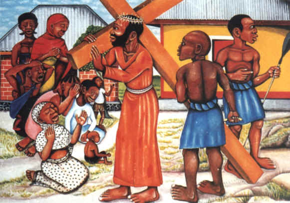 African Stations of the Cross