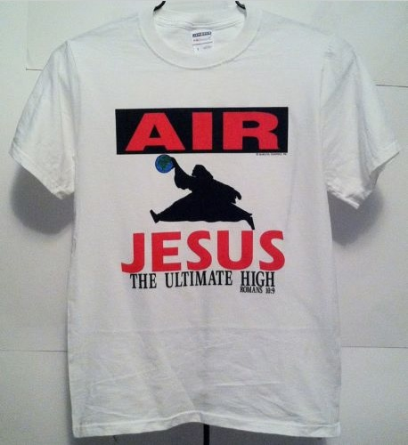 T-shirt_Air Jesus