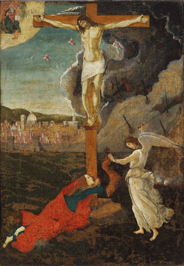 Savonarola and the Crucified Christ