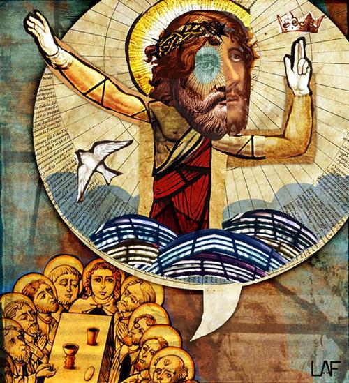 Legendary Jesus