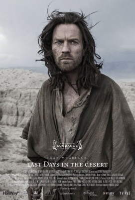 Last Days in the Desert (movie poster)