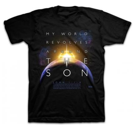 My world revolves around the Son