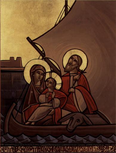 Neo-Coptic icon
