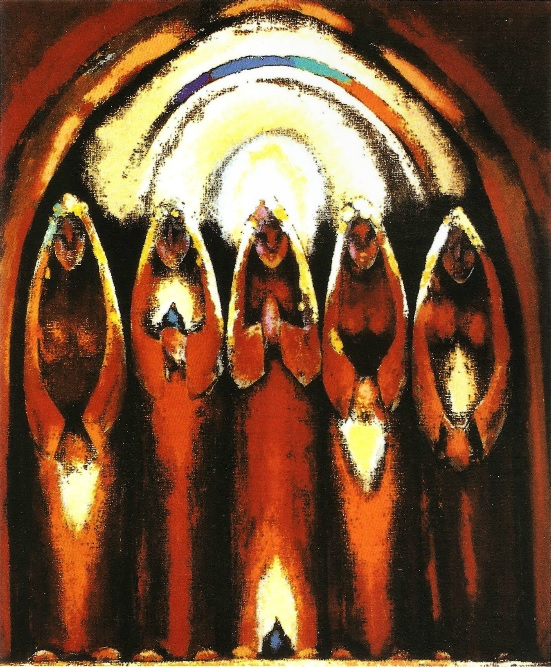 Maranatha painting