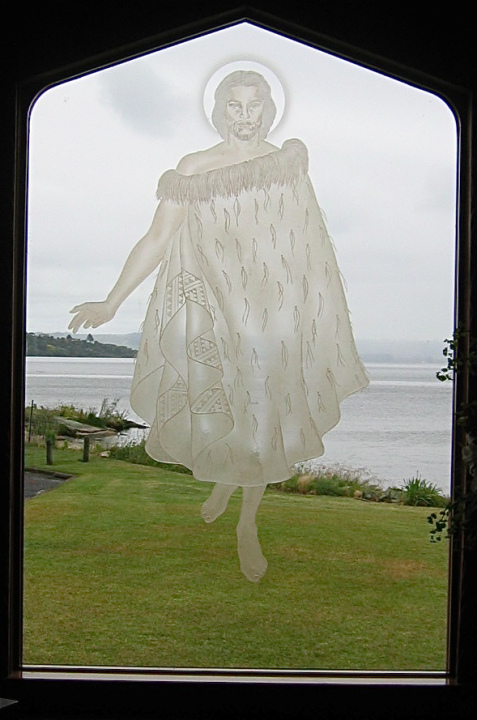 Maori Jesus
