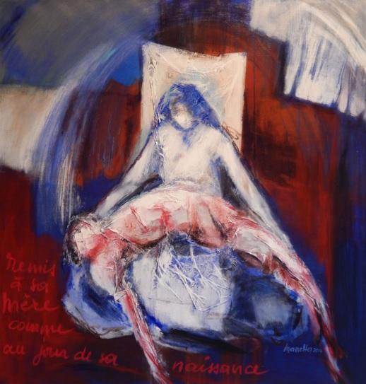 Pieta by Maggy Masselter
