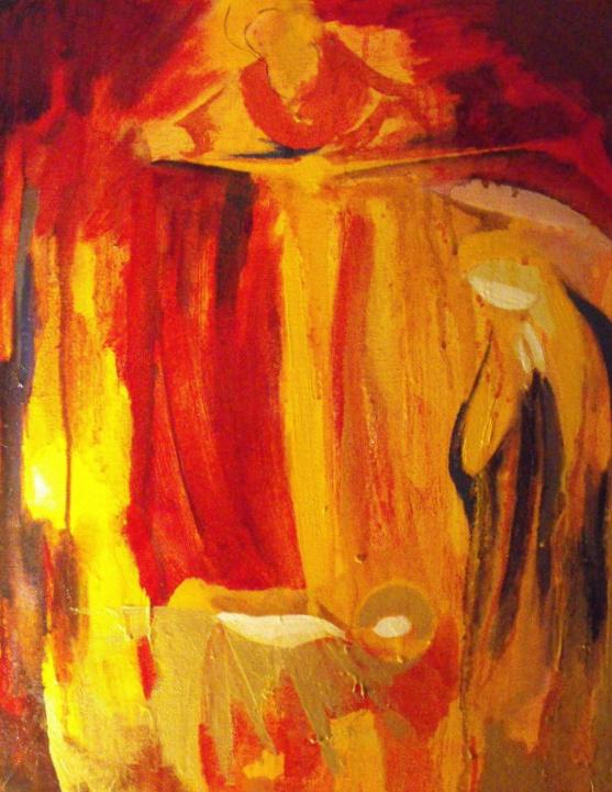 Nativity by Judith Tutin