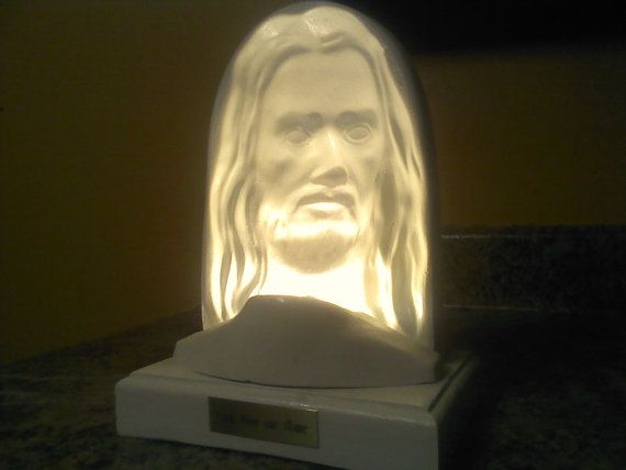 Jesus night-light