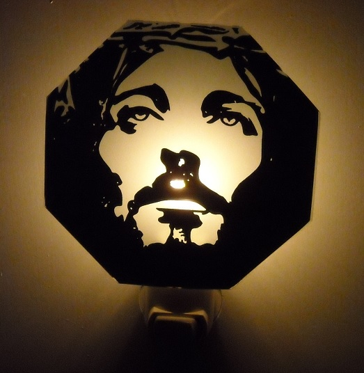 Jesus of Nazareth night-light