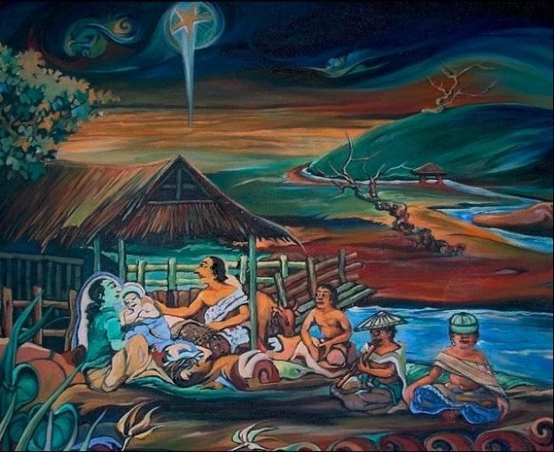 Nativity by Gde Sukana Kariana