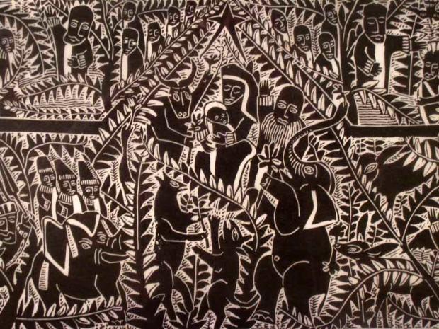 Nativity by Azaria Mbatha