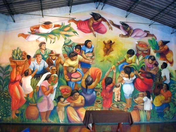 Nicaraguan nativity
