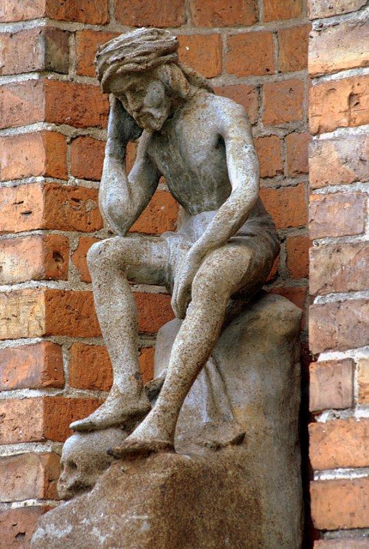 Pensive Christ (Poland)