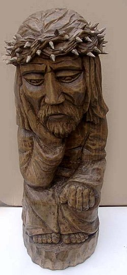 Pensive Christ (Lithuania)