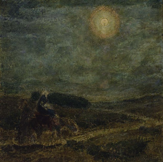 Flight to Egypt (Tanner)